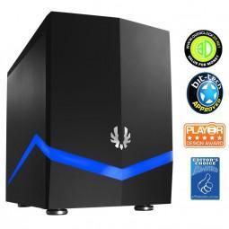 Boitier PC Mini-ITX Bitfenix Colossus M - Noir (Livraison incluse)