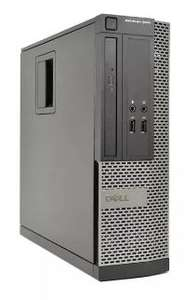 Unité centrale  Dell Optiplex 3010 (i3-3220, 4 Go RAM DDR3,  250 Go HDD, Windows 7)  -  occasion