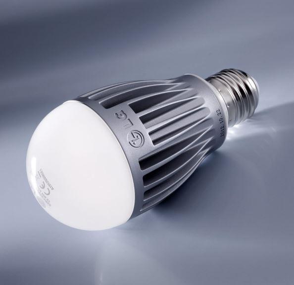 LG LED Ampoule E27 12.8W, blanc chaud