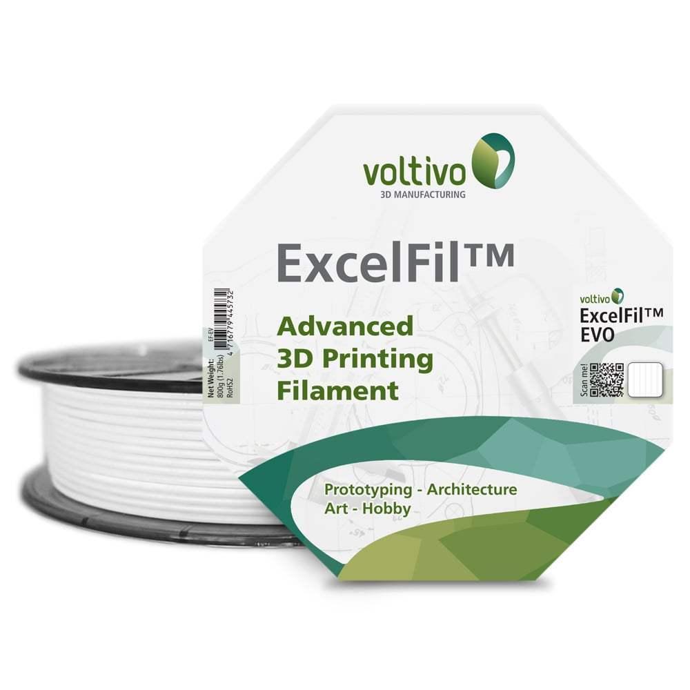 10% de réduction sur toutes les bobines de filament Voltivo ExcelFil pour imprimante 3D