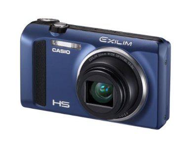 Appareil photo Casio Exilim Ex ZR400 Bleu