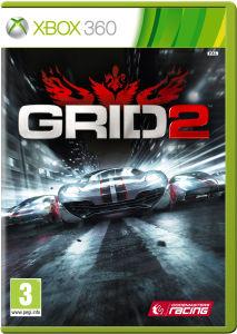 Grid 2 sur XBOX 360 et PS3