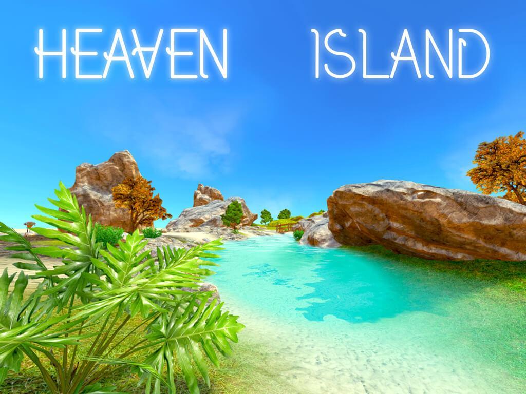 Heaven Island Life gratuit sur PC (dématérialisé, Steam)