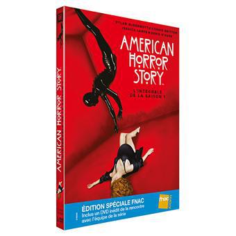 [Offre adhérent] American Horror Story Coffret DVD Saison 1 - Edition Spéciale Fnac