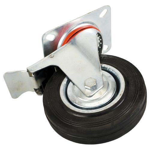 roulette pivotante werckmann avec frein. Black Bedroom Furniture Sets. Home Design Ideas