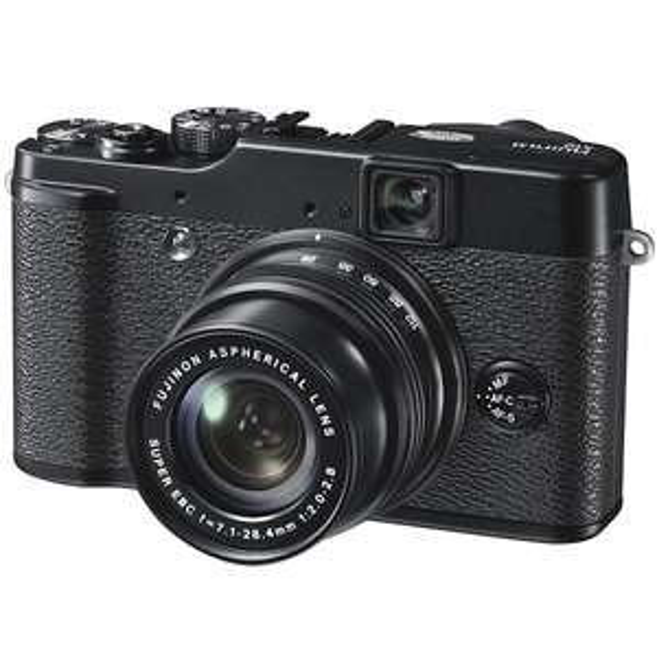 "Appareil photo expert Fujifilm Finepix X10 capteur EXR CMOS 2/3"" 12 Mpixels 28-112mm f2.0-2.8"