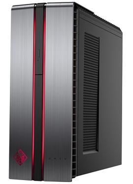 PC Gamer Omen By HP 870-234nf (i7-7700, 8 Go RAM, 1 To HDD + 128 Go SSD, GTX 1070 8 Go, Windows 10) - Reconditionné Garanti 2 ans