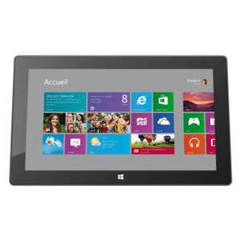 "Microsoft Surface 10,6"" 64 Go Windows RT"