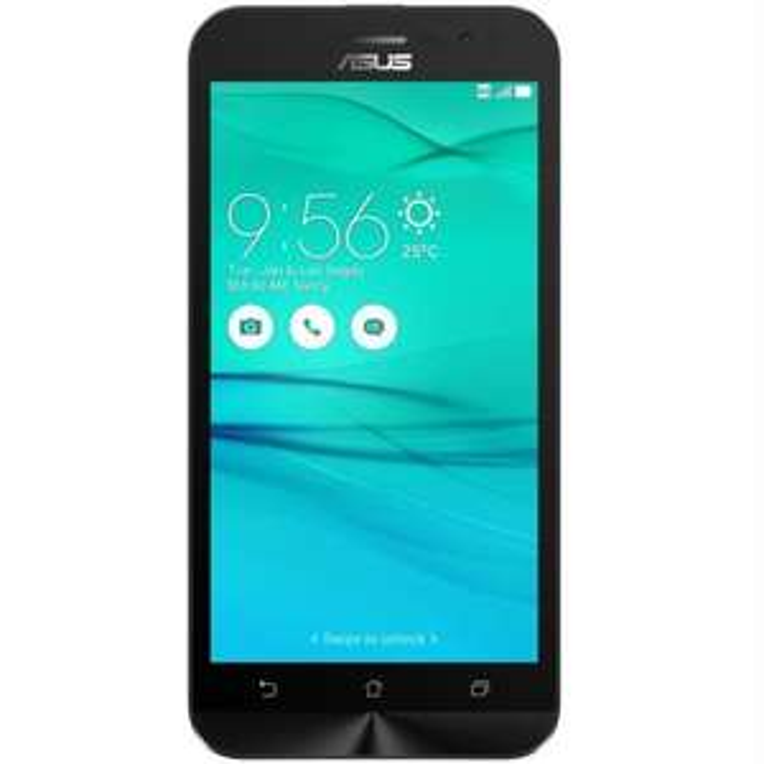 "Smartphone 5"" Asus ZenFone Go (G500KL) Noir - HD, Double-SIM, Snapdragon 410, 2 Go RAM, 16 Go ROM, 4G"