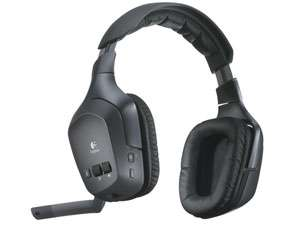 Casque Gaming Logitech F540 (compatible PS3/XBOX)