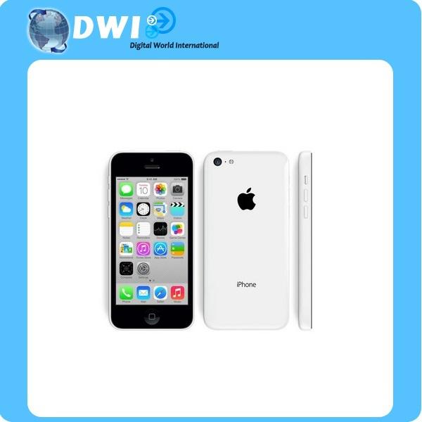 Apple iPhone 5C Blanc 16 Go blanc et Débloqué