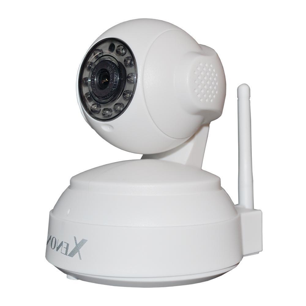 Caméra de surveillance sur IP Be Wave - 720p, détecteur de mouvement + vision nocturne