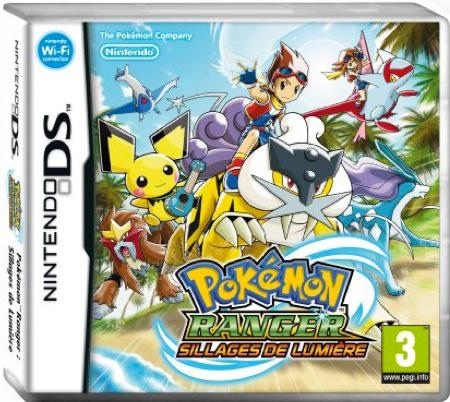 Pokémon Ranger : Sillages de lumière Nintendo DS