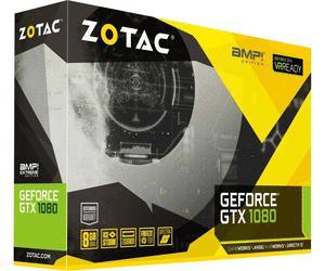 Carte graphique Zotac Geforce GTX 1080 AMP! Edition (8 Go - GDDR5X)