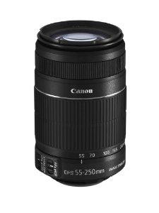 Objectif Canon EF-S 55-250 mm f/4-5.6 IS II