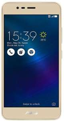"Smartphone 5,2"" Asus Zenfone 3 Max Or - IPS HD, RAM 3Go, 32Go, Android 6.0"