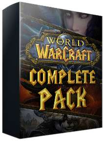 World Of Warcraft Complete Pack