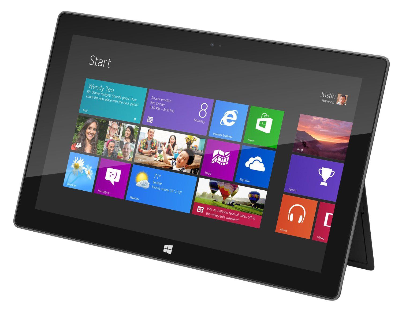 Tablette Microsoft Surface RT 64Go