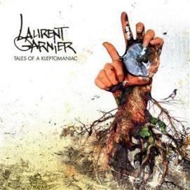 CD Laurent Garnier - Tales of a kleptomaniac
