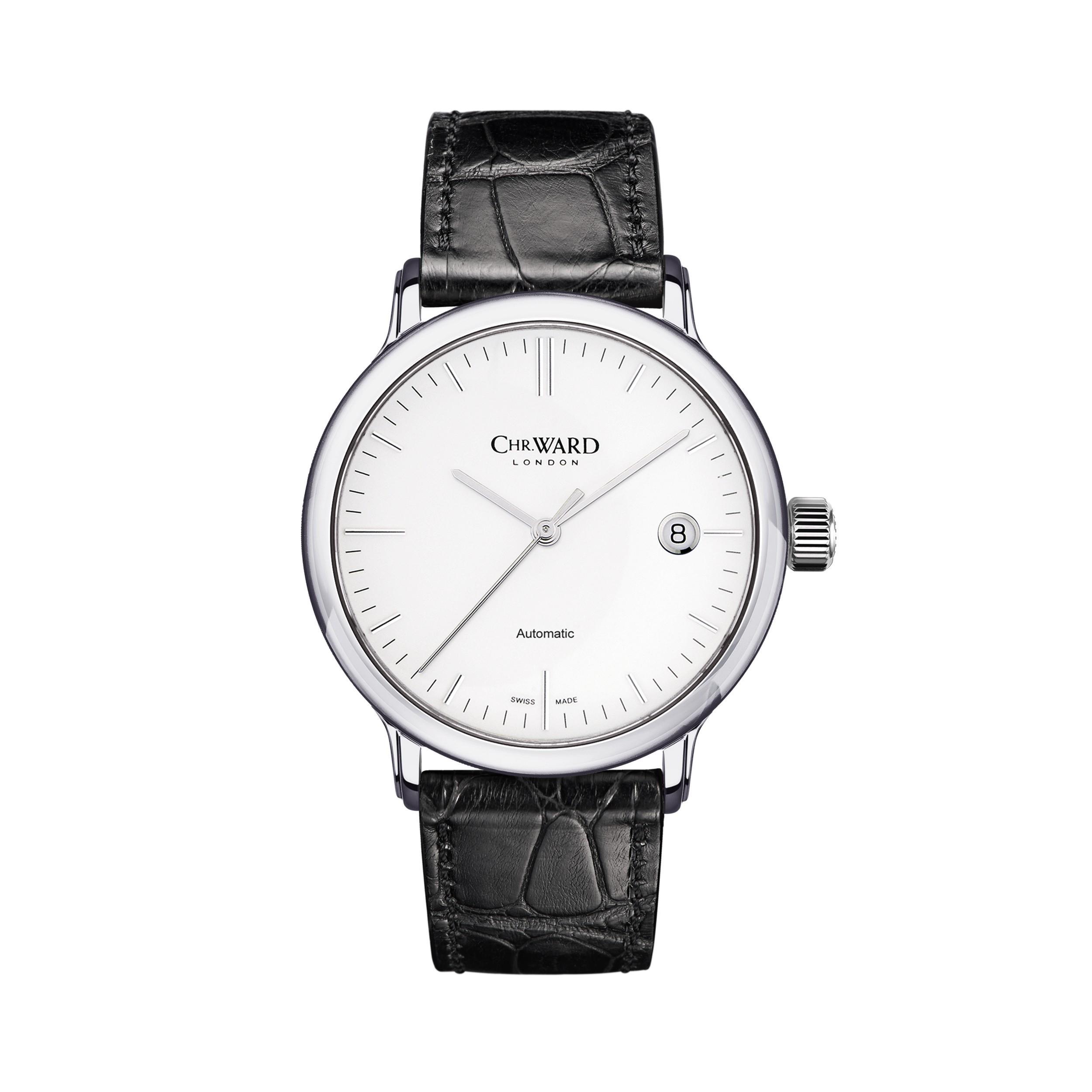 50% de réduction sur une sélection de montres Christopher Ward (Swiss Made et mouvement suisse) - Ex : C5 Malvern Automatic MK II