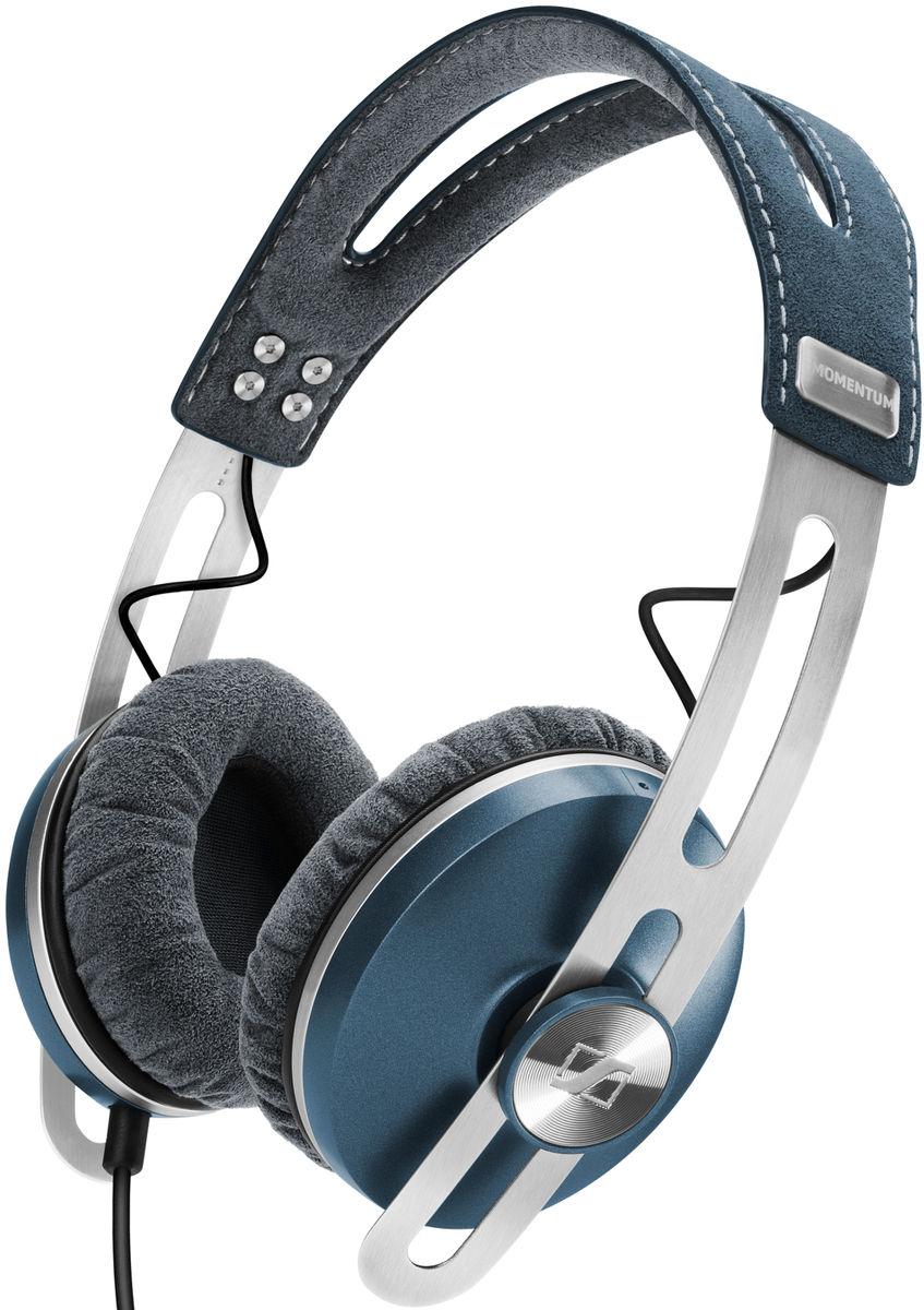 Casque Sennheiser Momentum On-Ear Bleu (+ Bon d'achat de 50€ offert, sans minimum d'achat !)