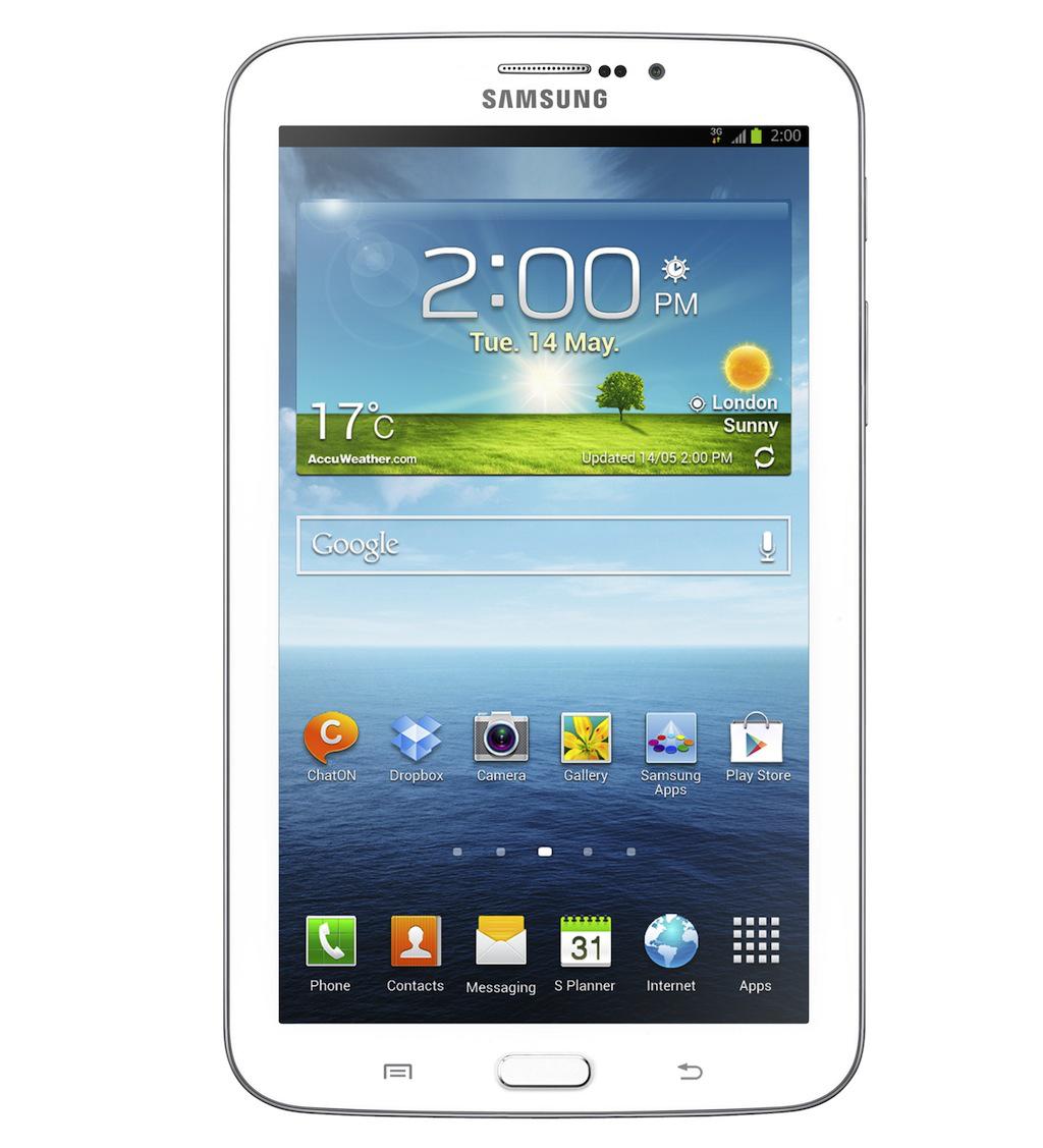 Tablette Samsung Galaxy Tab 3 à 10€ pour tout achat d'un lave-linge Samsung