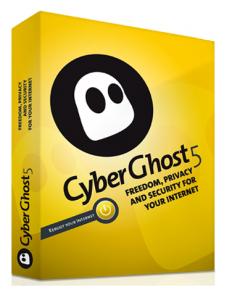 Abonnement 12 mois VPN CyberGhost Edition Spéciale