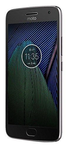 "Smartphone 5.2"" Lenovo Moto G5 Plus - 32Go, Full HD, 3Go RAM, Double SIM"