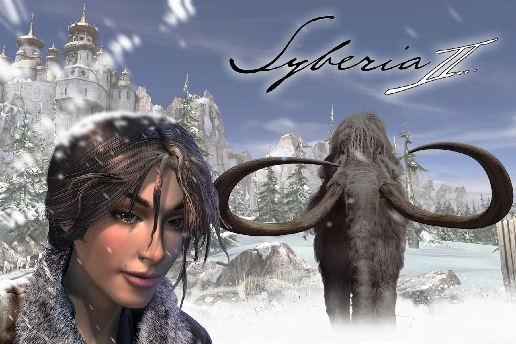 Syberia 2 sur PC (Dématérialisé - Steam)
