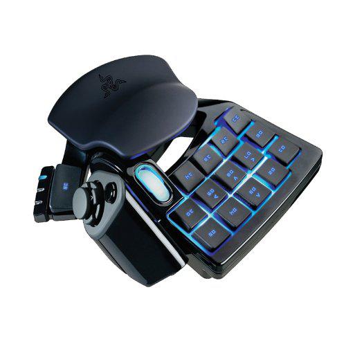 Clavier pour Gamer Razer Gamepad Nostromo