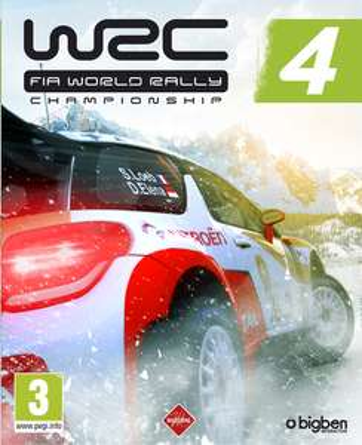 WRC 4 FIA World Rally Championship sur PC