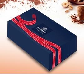 Un ballotin de 500 gr de chocolats Leonidas assortis + 15% de remise sur toute la boutique,