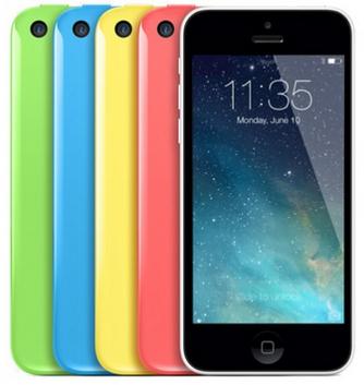 "Smartphone 4"" Goophone i5C"
