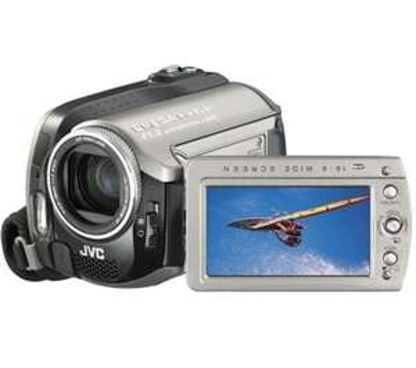 """Caméscope JVC Everio GZ-MG255 (Disque dur 30 Go, Ecran 2.7""""...)"""