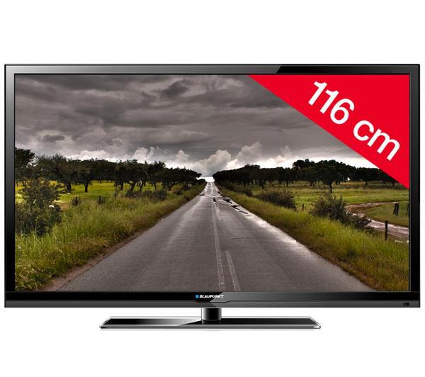 """Téléviseur 46"""" LED Blaupunkt BLA46/191N (Full HD, 100Hz, TNT HD, HDMI x3, USB 2.0"""