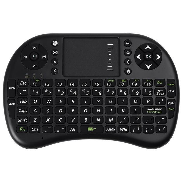 Mini clavier sans fil (QWERTY)