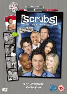Coffret DVD Scrubs - Intégrale Saisons 1 à 9