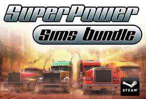 Super Power Sims Bundle : 9 jeux (Steam - Dématérialisé)