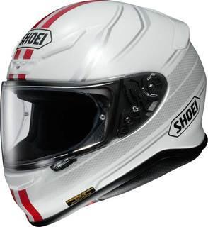 Sélection de casques de moto Shoei en promotion - Ex : NXR - blanc ou noir (du S au XL)