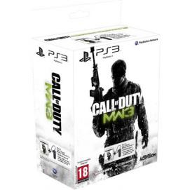 Pack Call Of Duty Modern Warfare 3 + Oreillette Bluetooth Officielle Sony PS3