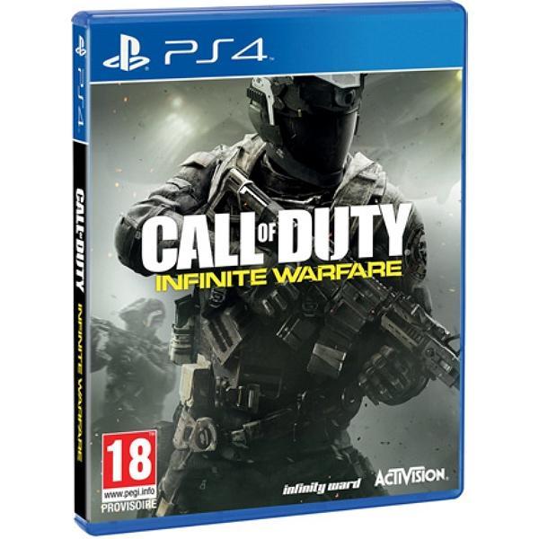 Jeu Call Of Duty : Infinite Warfare sur PS4