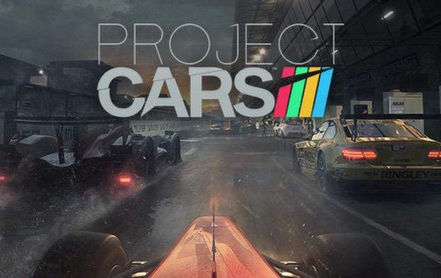 Project Cars sur PC (Dématérialisé - Steam)