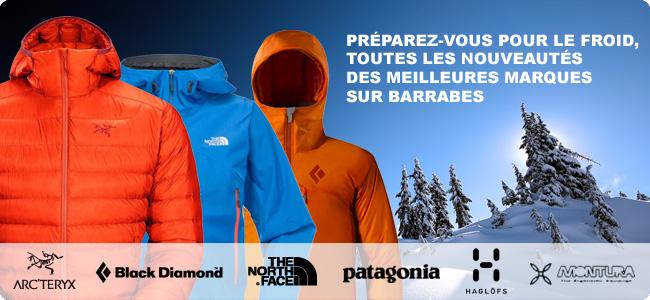 -20% sur tous les vêtements ski et montagne