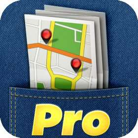 City Maps 2Go Pro Android - Cartes Offline et Guide Touristique gratuit