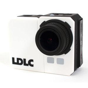 Camera embarquée LDLC Touch C1 - Full HD + boîtier étanche IP68 + carte microSDHC 8 Go + kit d'accessoires