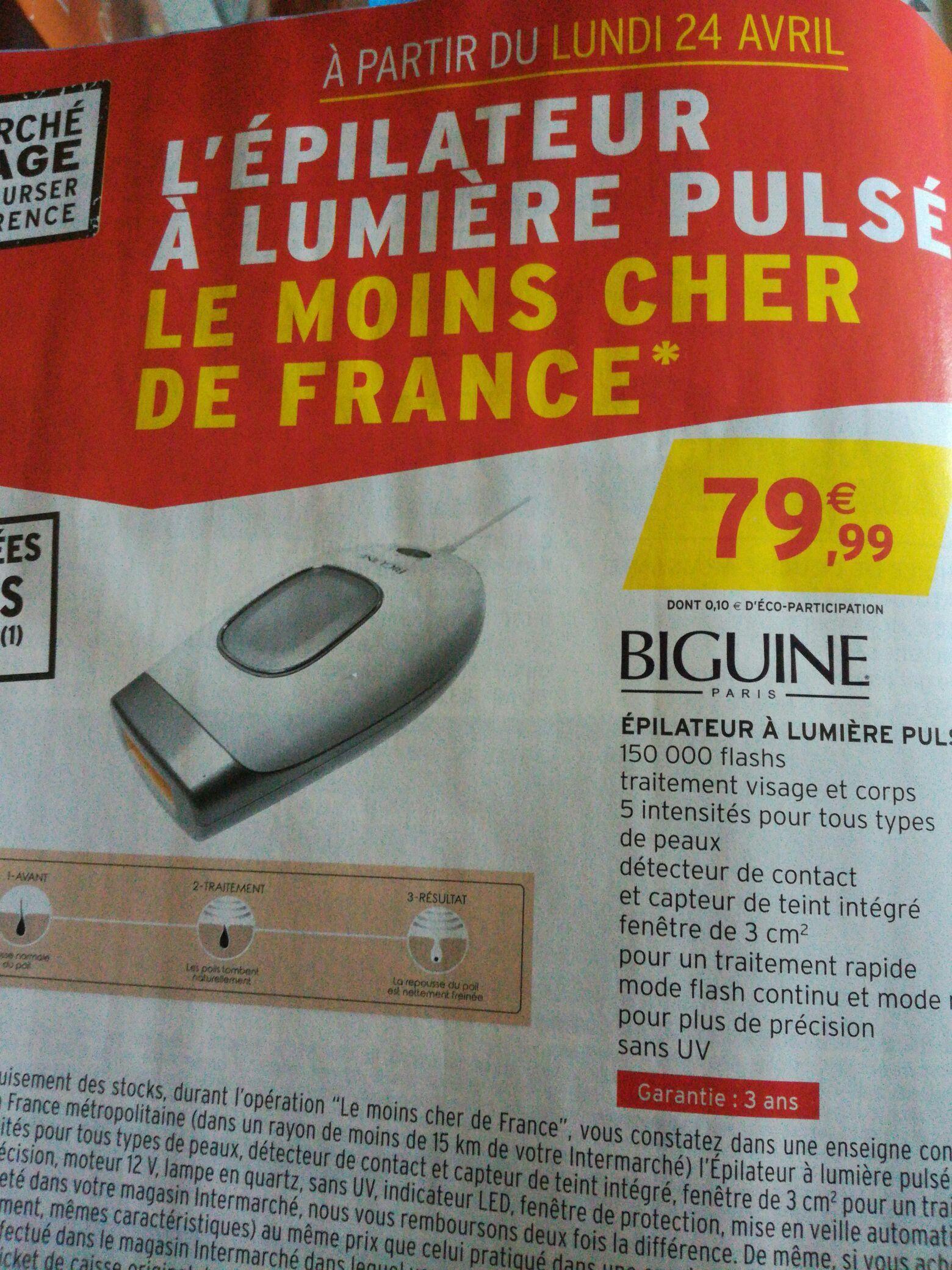 pilateur lumi re puls e biguine. Black Bedroom Furniture Sets. Home Design Ideas