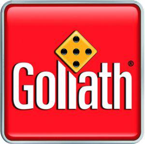 4 jeux de société Goliath