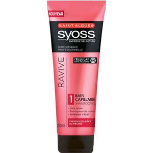 Shampooing ou Après-shampooing Suprême Sélection St Algue Syoss