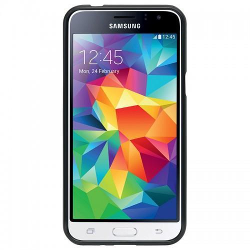 Sélection de protection pour smartphone Samsung J1 2016 Mobilis à 0.01€ - Ex : coque (noir)