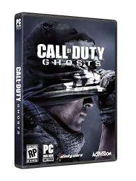 Call of Duty Ghosts (PC) Clé Steam